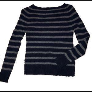 Jigsaw Cashmere Stripe Sweater